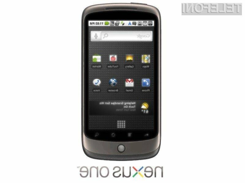Mobilni operacijski sistem Android 2.2 je občutno hitrejši od zdajšnje različice 2.1.