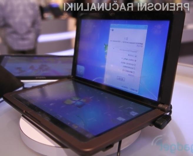 Ali bi kupili novi žepni računalnik podjetja MSI v kolikor bi bil pri nas na voljo v prosti prodaji?