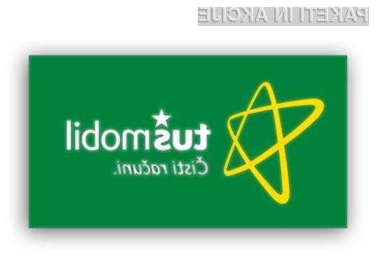 Storitvam podjetja Tušmobil zaupa vse več uporabnikov mobilnikov.