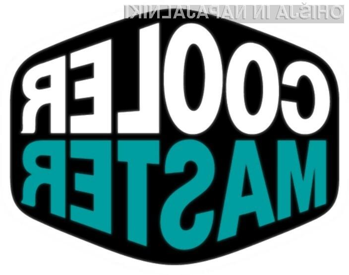 Cooler Master poznamo tudi po računalniških ohišjih in hladilnikih.