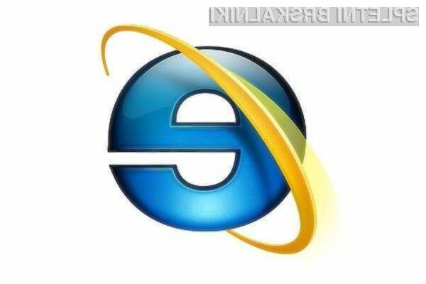 Ali bo namensko okno za namestitev konkurenčnega brskalnika v Oknih iz prestola spletnih brskalnikov izpodrinilo Internet Explorer 8?