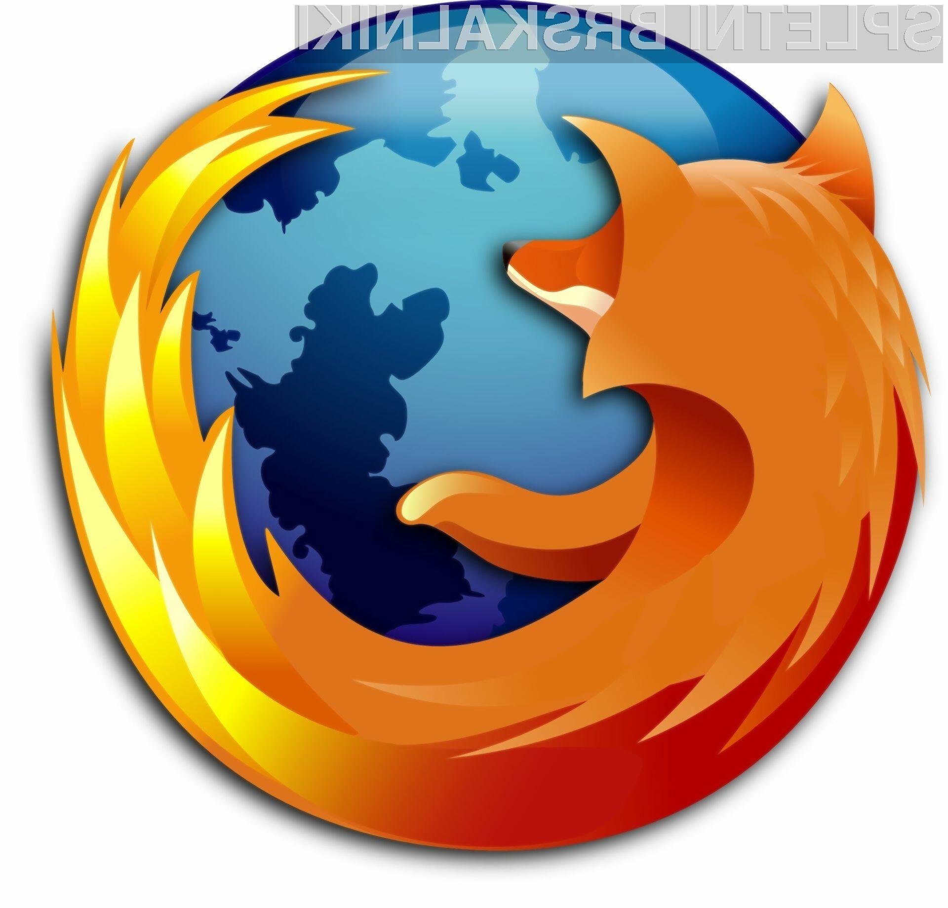 Nestabilno delovanje spletnega brskalnika Firefox zaradi hroščastih vstavkov je preteklost!