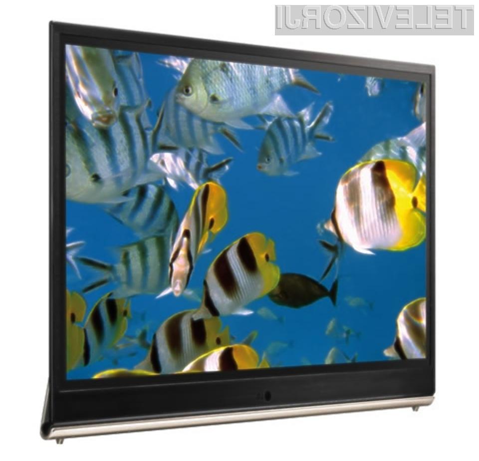 Televizor LG 15EL9500 zagotavlja izjemno kakovosti prikaz slik in filmskih posnetkov.