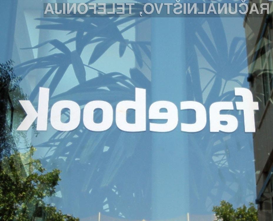 Elektronski poštni predal socialne mreže Facebook naj bi nadomestil zastareli sporočilni sistem.