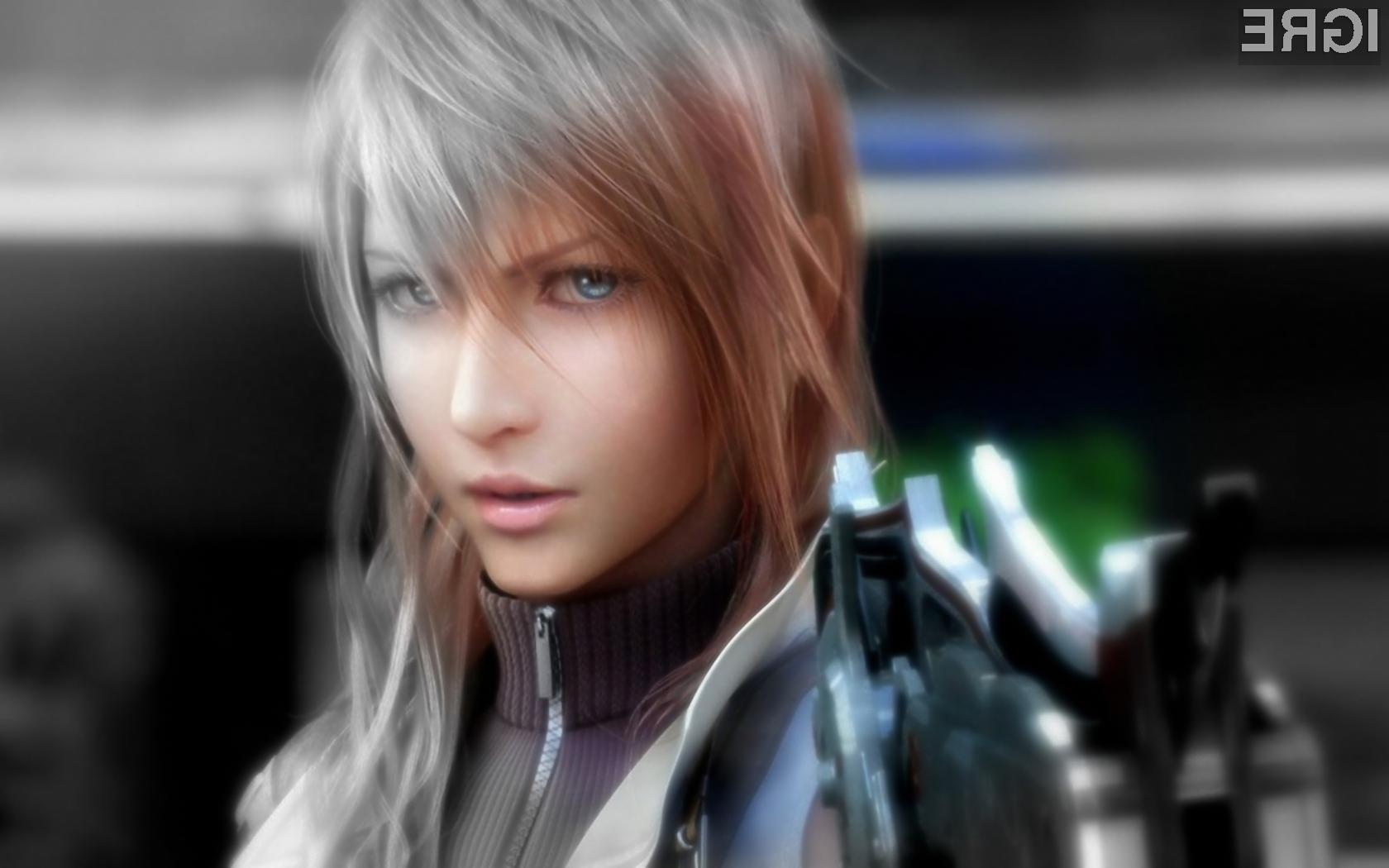 Po dolgoletnem razvoju bomo na Xbox 360 končno lahko preizkusili Final Fantasy XIII.