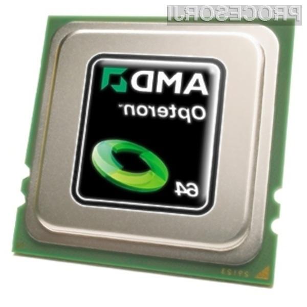 Dvanajstjedrni procesorji AMD Opteron X12 naj bi podatke preračunavali kot za šalo!