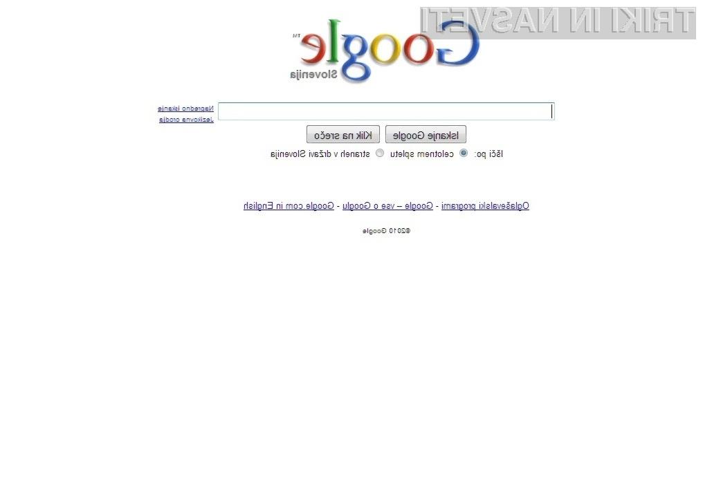 Google vam ob uporabi majhnih trikov ponudi še boljše zadetke!