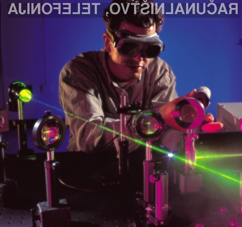 Življenje brez laserskega žarka si danes le stežka predstavljamo!
