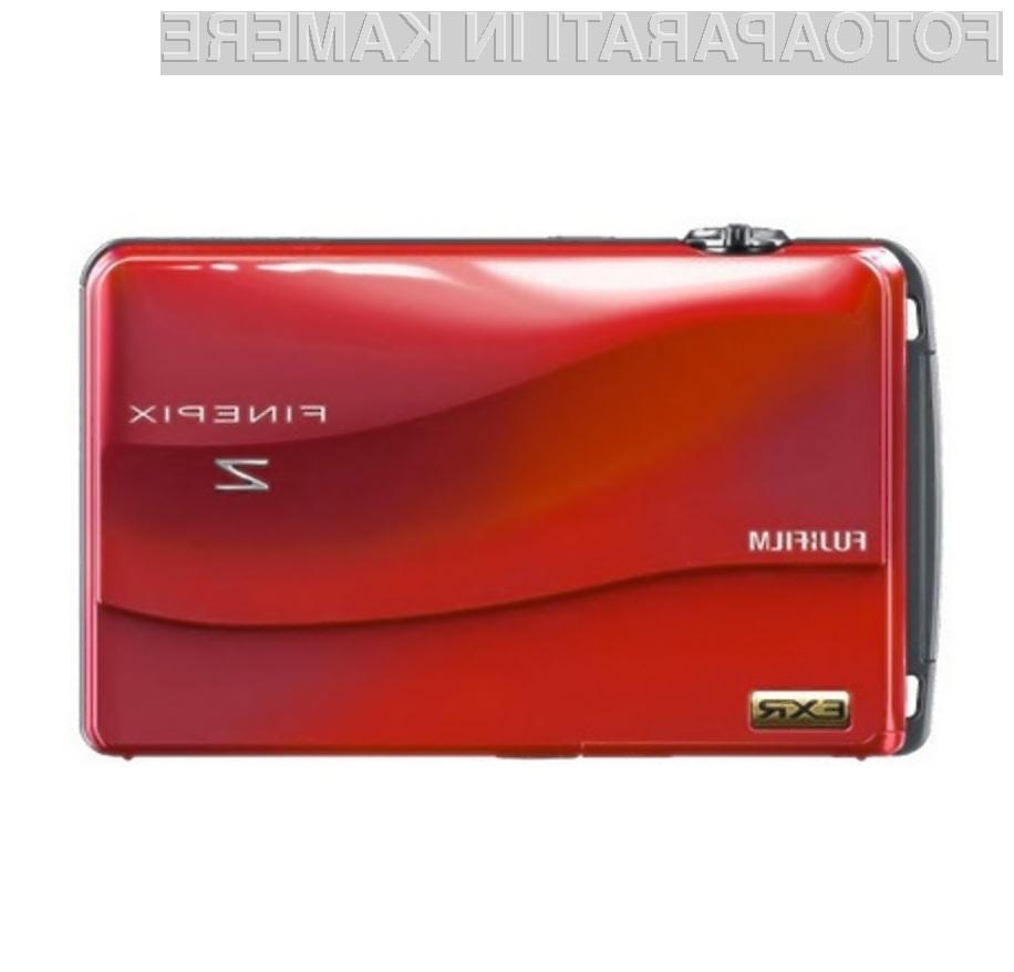 Digitalni fotoaparat Fujifilm Finepix Z700 je pisan na kožo ljubiteljem domačih živali!