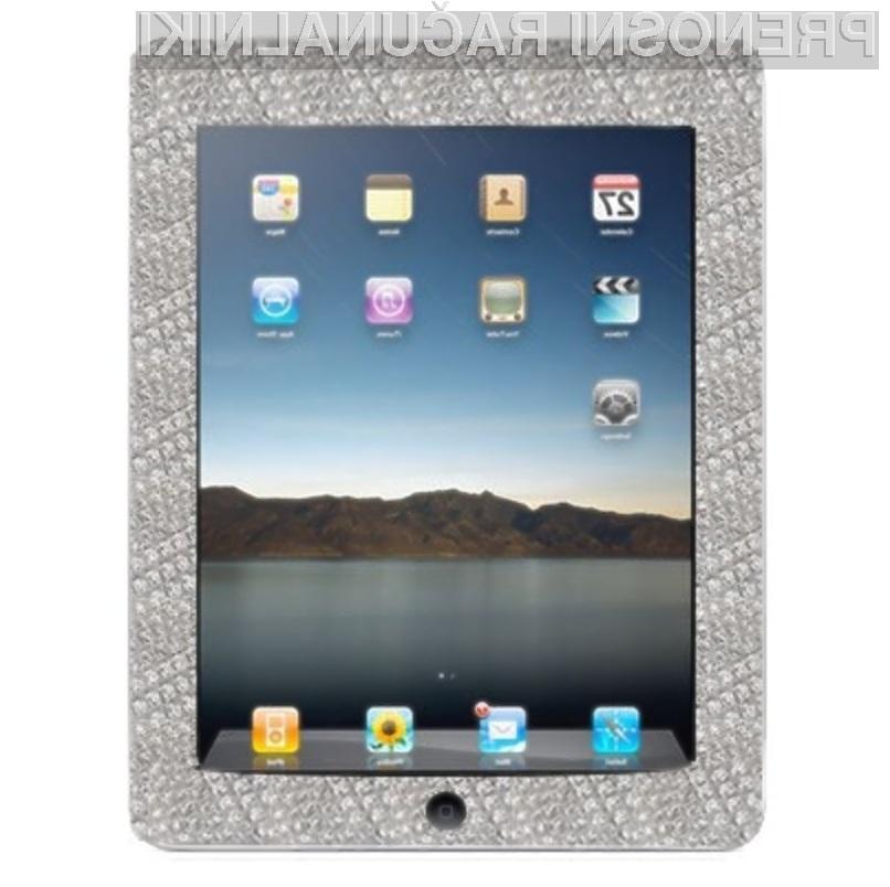 Ali verjamete, da se bo našel kupec za prestižni tablični računalnik Apple iPad?