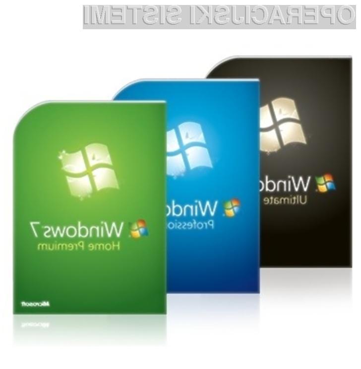 Priljubljeni operacijski sistem Windows 7 je sedaj polno združljiv z zasloni, občutljivimi na dotik.