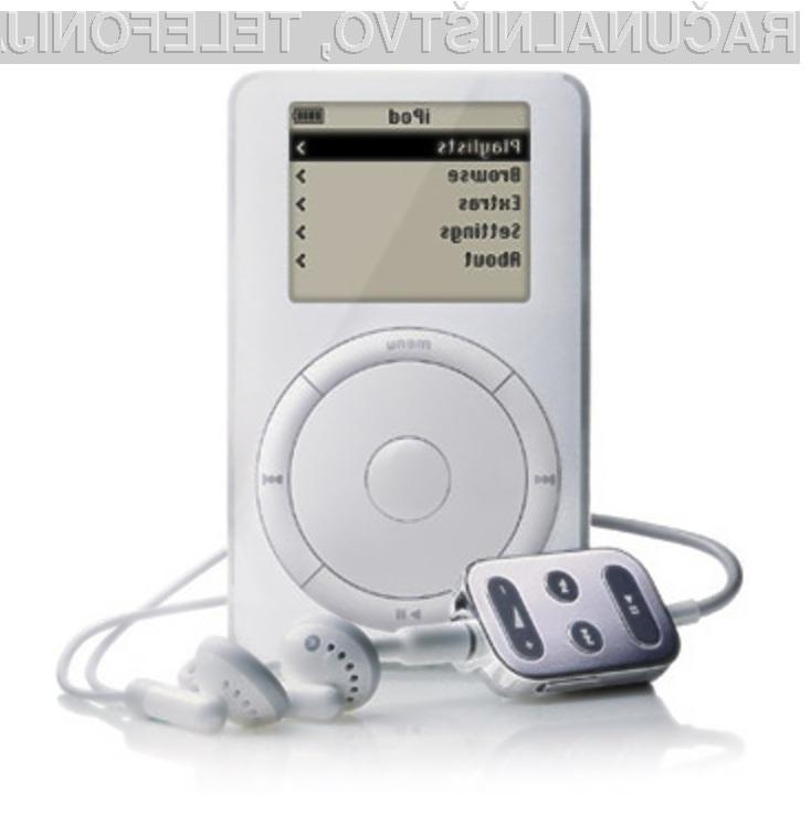 Prva generacija predvajalnikov iPod Nano je bila vse prej kot kakovostna!