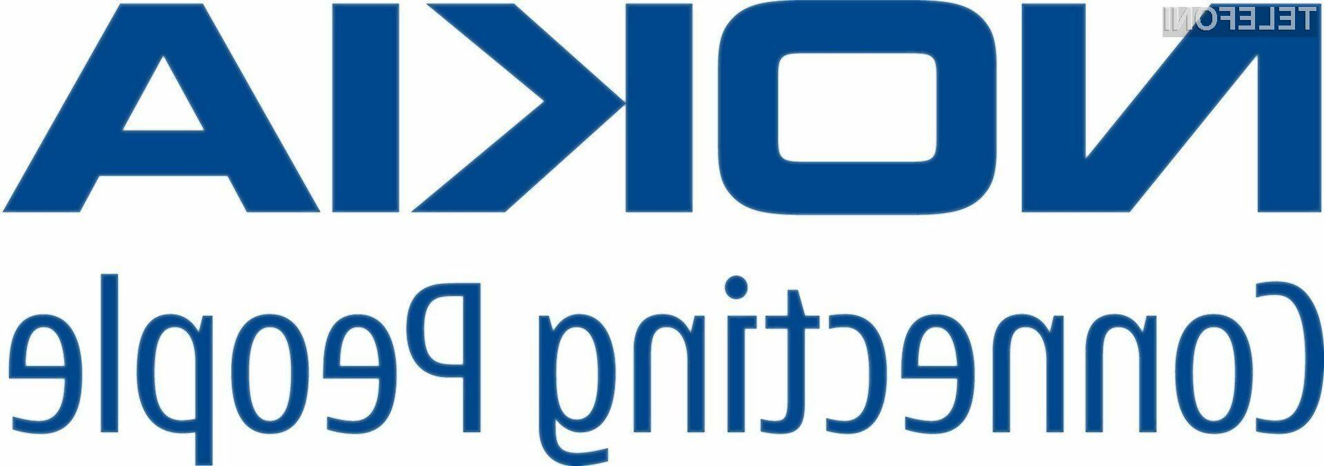 Nokia še naprej dobro posluje