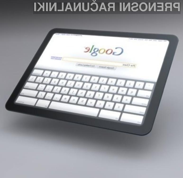 Kot kaže bo glavna zvezda ameriškega črnega petka Googlov prvi tablični računalnik.