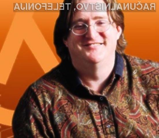 Računalničar Gabe Newell meni, da so računalniški sistemi Mac kot nalašč za igranje računalniških iger.