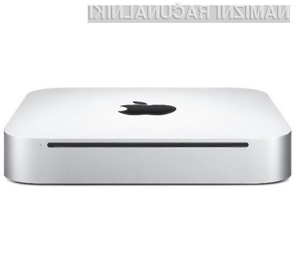 Novi Apple Mac Mini prinaša nekaj »novosti«, ki bodo razveselile predvsem fotografe in filmofile.