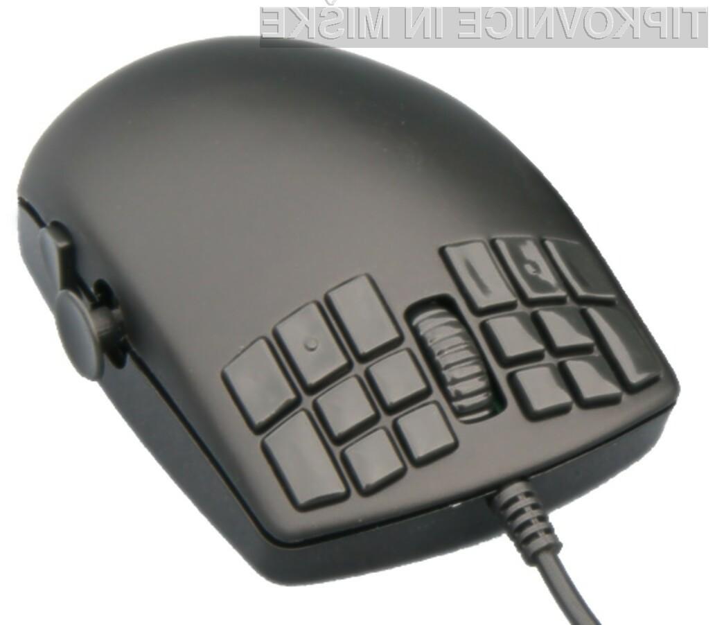 Ali boste kupili prvo računalniško miško podjetja WarMouse?