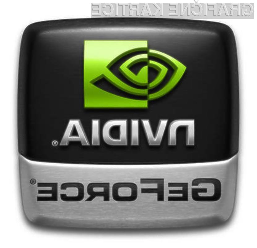 Nvidia GeForce GTX 580 naj bi bila zmogljivostno primerljiva s konkurenčno kartico AMD Radeon HD 6970.