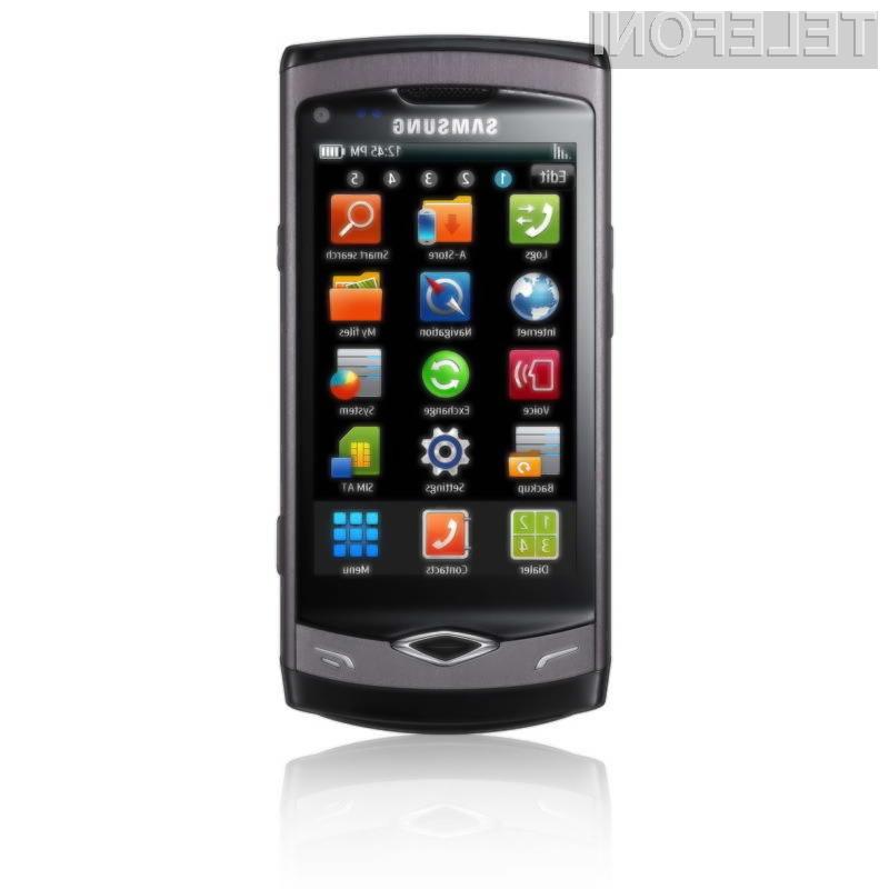 S Samsungom S8500 Wave so kupci, glede na dobro prodajo, očitno zelo zadovoljni.