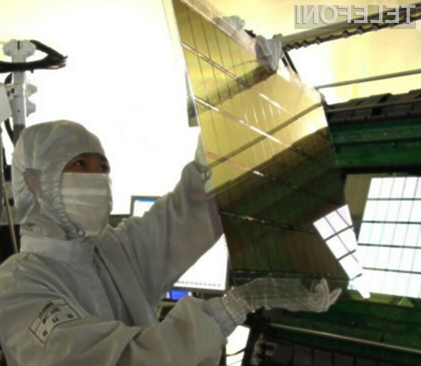 Novi zasloni AMOLED podjetja Samsung bodo zagotovo pisani na kožo nerodnim.