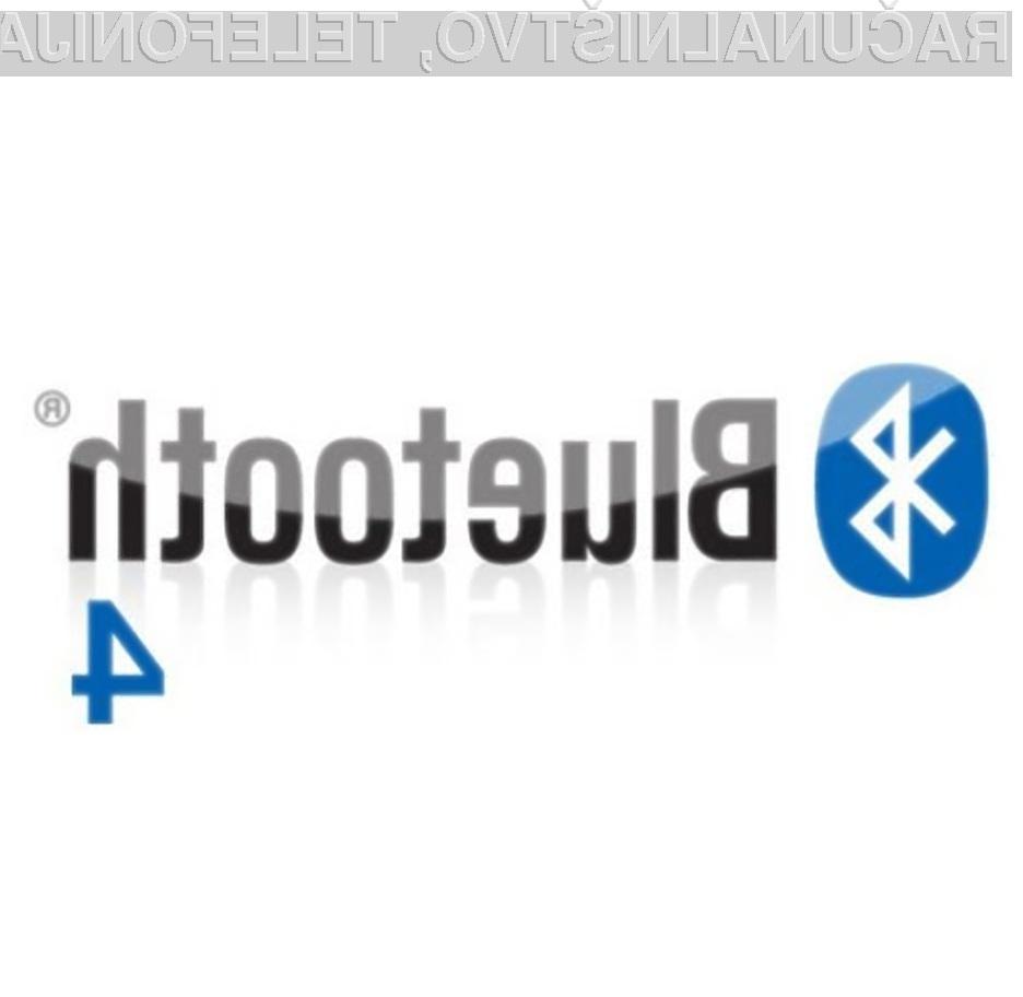 Nova različica modrozobe povezave bo v naslednjem letu prisotna v večini mobilnih naprav.