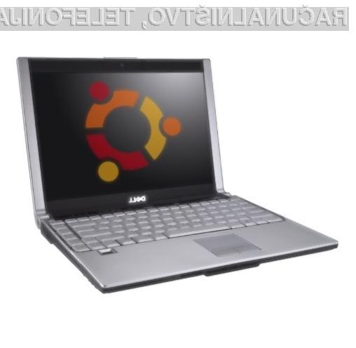 Je podjetje Dell obupalo nad slabo prodajo računalnikov s prednameščim operacijskim sistemom Ubuntu.