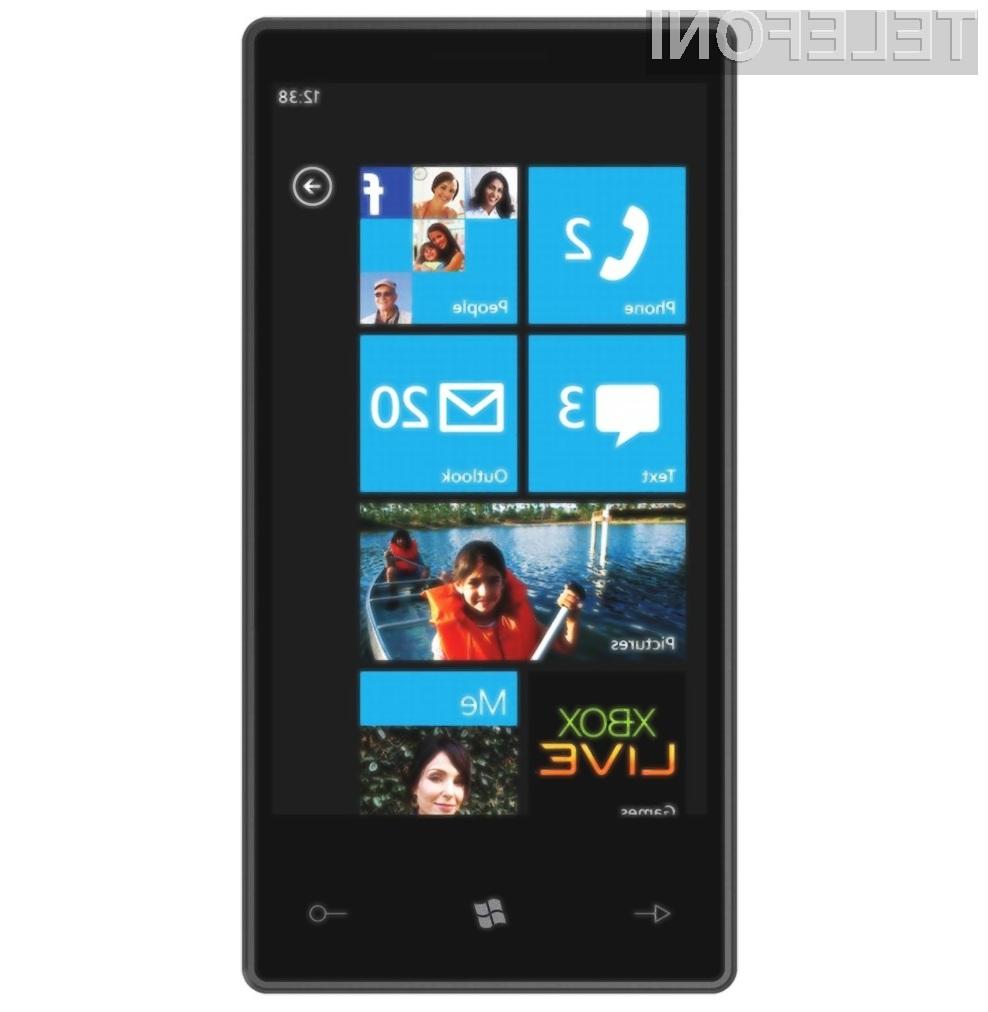 Windows Phone 7 ne bo podpiral večopravilnosti ter priljubljene funkcionalnosti kopiraj in prilepi.