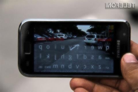 Tistim, ki napišejo veliko SMS sporočil, zna priti ta aplikacija zelo prav.