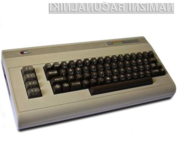 Legendarni Commodore naj bi bil naprodaj proti koncu leta.