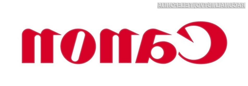 Blagovna znamka Canon je slovenski »Trusted Brand«.