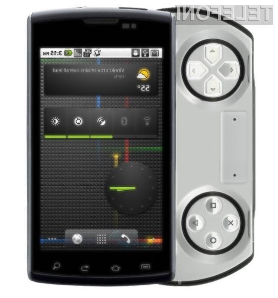 Vrhunski mobilni telefon in zmogljiva prenosna igralna konzola v enem?