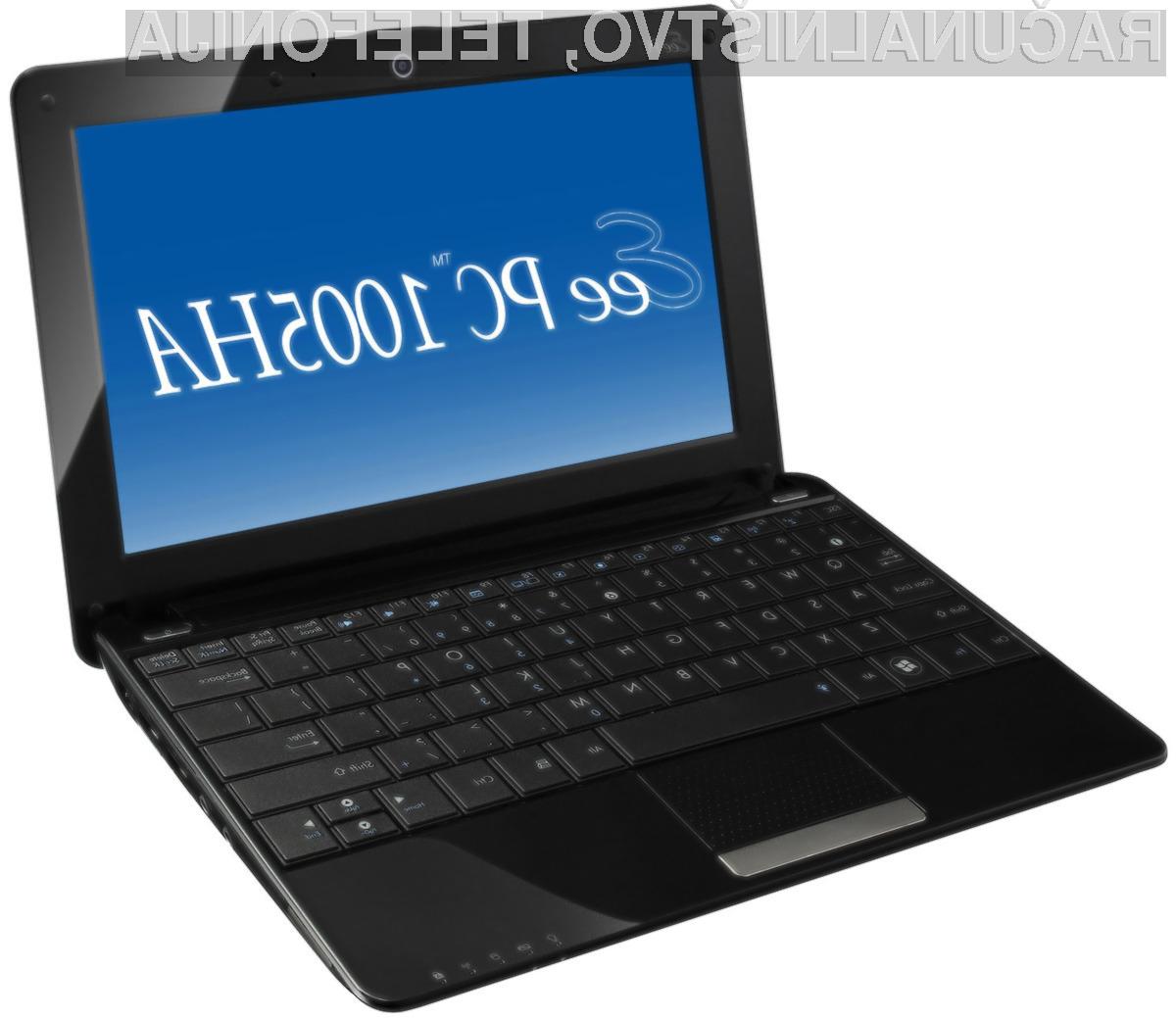 Izdelki računalniškega giganta Asus so se izkazali kot najzanesljivejši na ameriškem trgu.