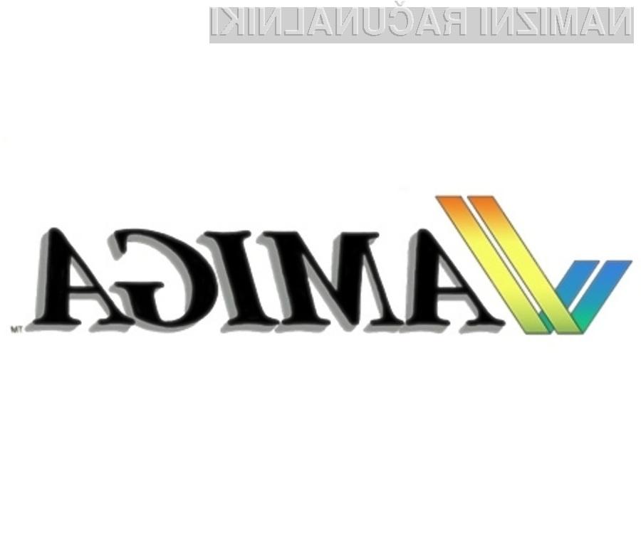 Legenda blagovna znamka osebnih računalnikov Commodore Amiga naj bi kmalu ponovno oživela!