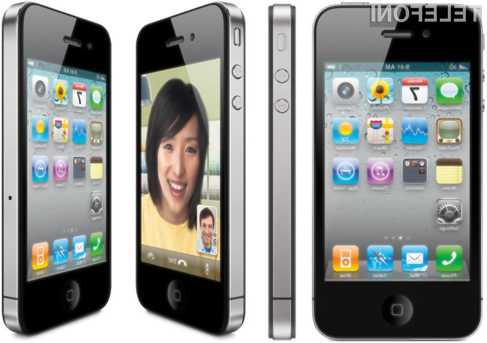 Bomo iPhona 4 lahko kupili tudi pri nas?