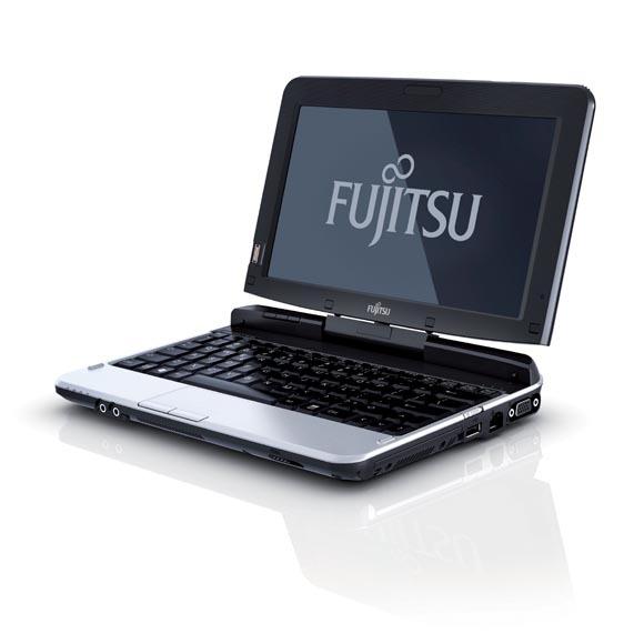 Fujitsujev tablični računalnik podpira funkcijo upravljanja z dotikom