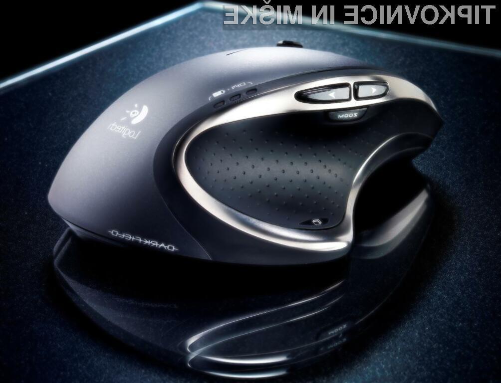 Logitech Performance MX velja za eno boljših Logitechovih mišk.