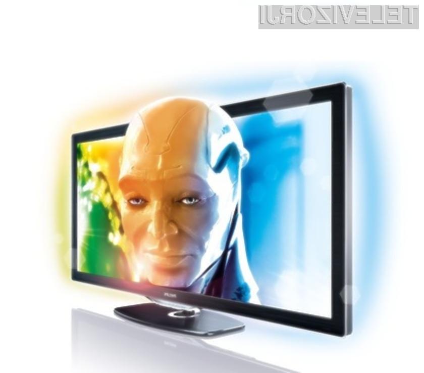 Bodo ljubitelji filmskih posnetkov sprejeli 3D televizor z razmerjem stranic 21 : 9?