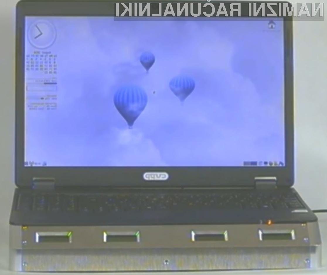 Hibridni prenosni računalnik Hybrid PC je pisan na kožo tistim, ki ne prisegajo na kompromise.