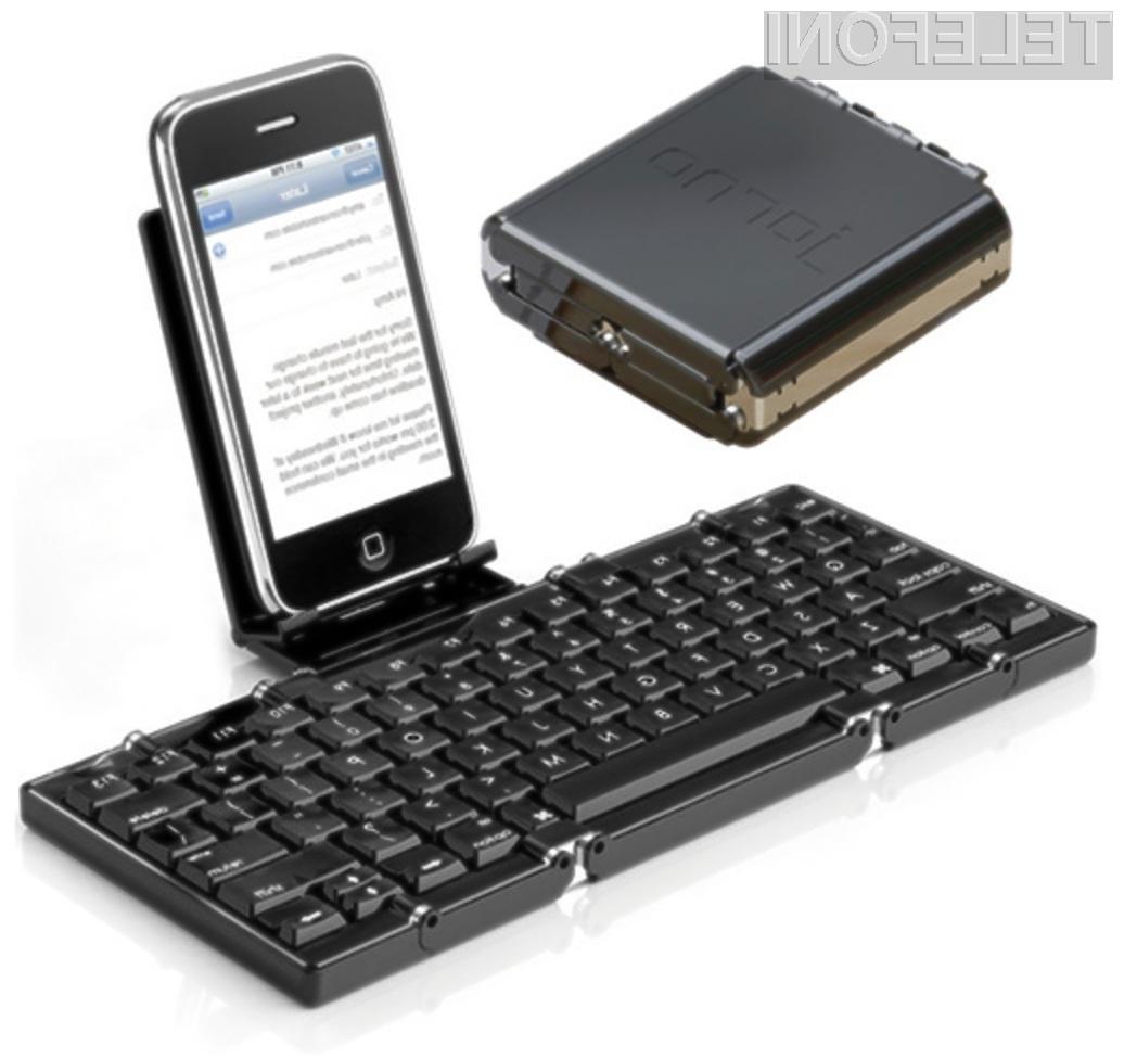 Jorno  je vsestransko uporabna in izjemno prenosna miniaturna tipkovnica.
