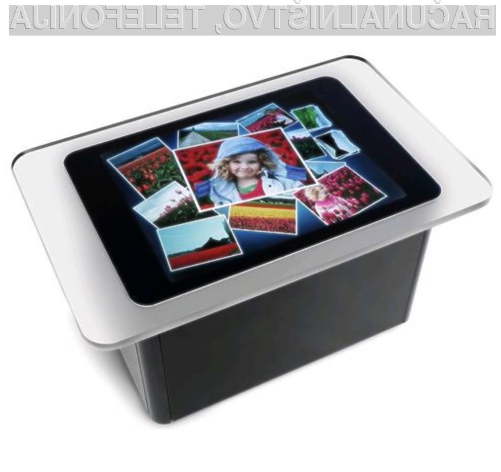 Večpredstavnostna miza Microsoft Surface naj bi kmalu postala cenovno ugodnejša.