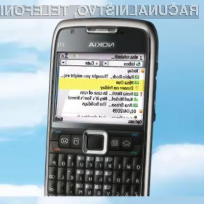 Nokia Messaging tudi pri Si.mobilu brezplačno