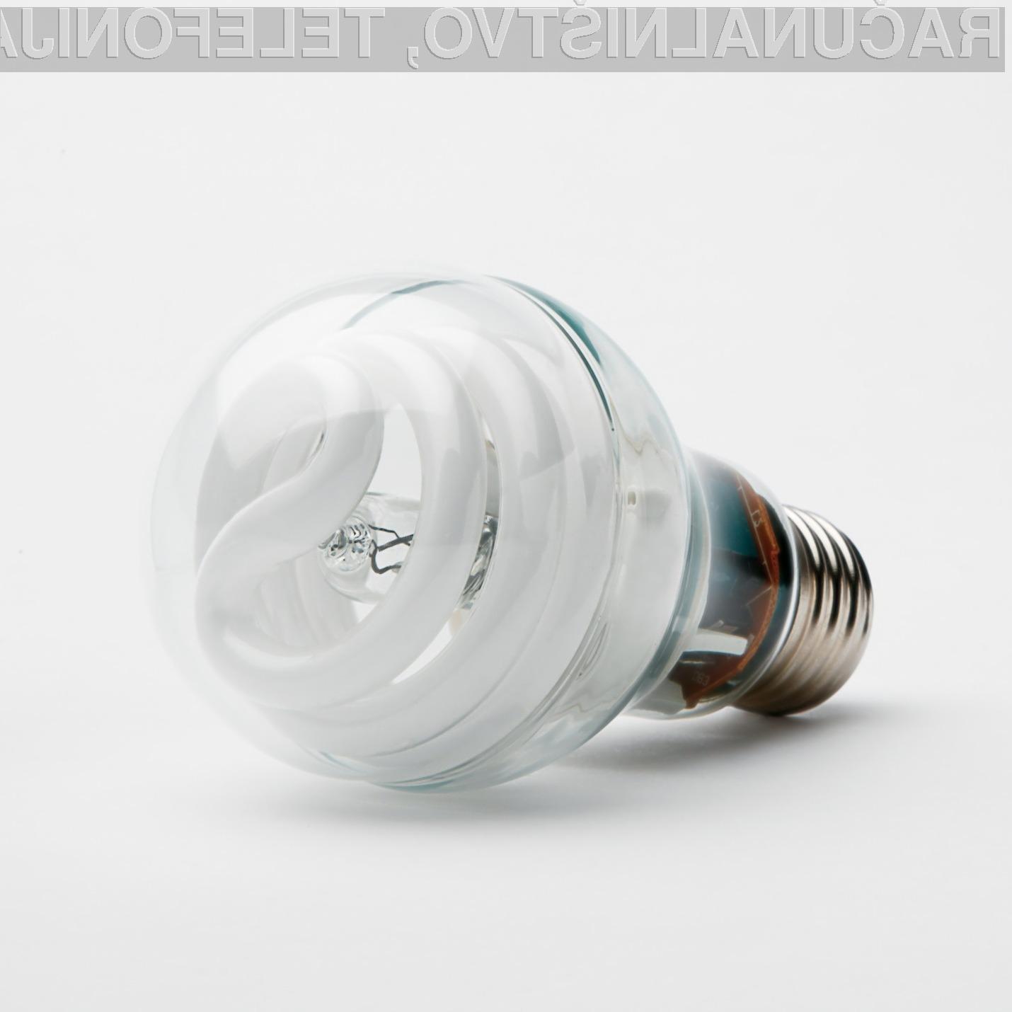 Hibridna varčna sijalka podjetja General Electric doseže polno svetilnost v pičle pol sekunde!