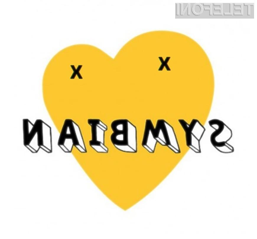 Mnogi menijo, da Symbian priljubljenemu operacijskemu sistemu Android ne seže niti do kolen.