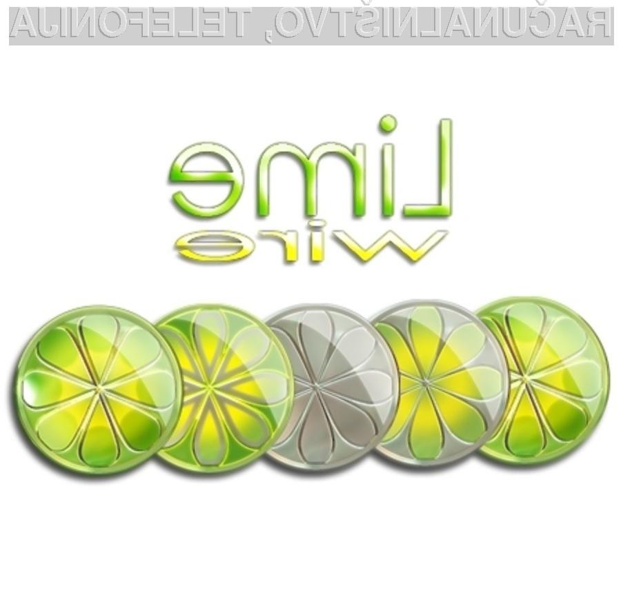 LimeWire je padel! Kdo bo naslednji?