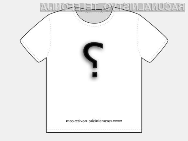 Oblikovanje majice Računalniških novic je odlična priložnost, da velikemu krogu računalniških navdušencev pokažete svoj talent in stopite iz sence!