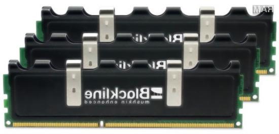 Pomnilniki znane blagovne znamke Mushkin, so spet zajadrali na naše trge, tokrat z zmogljivim 6GB DD3 kompletom.