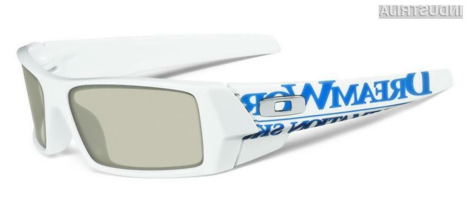 Pri Oakleyu pravijo, da njihova nova očala pokrivajo tudi območje perifernega vida, s čimer omogočajo realnejše 3D doživetje.