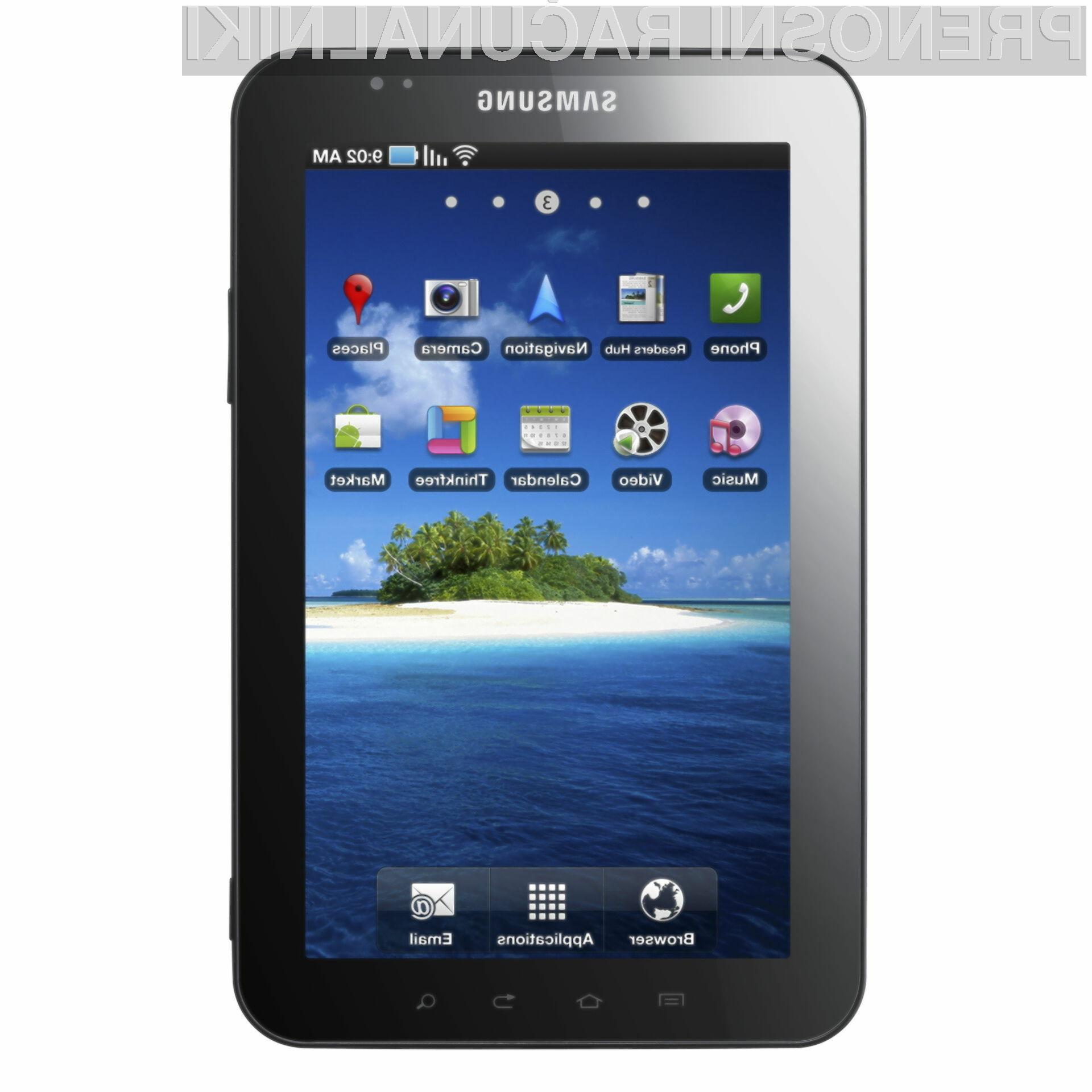 Verjetno so tudi pri Samsungu presenečeni nad tako dobro prodajo svoje naprave.