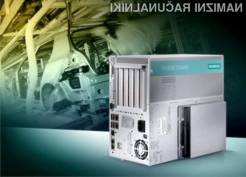 Simatic IPC827C Box PC je opremljen z Intelovim Core i3 ali i7 in premore do 4 GB pomnilnika DDR3.
