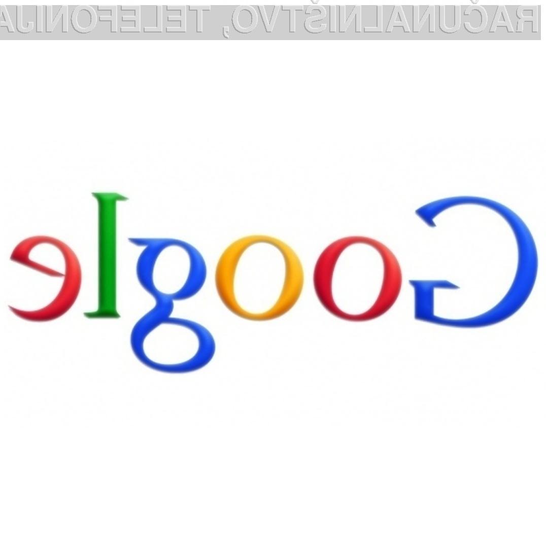 S spletnim iskalnikom Google je potepanje po svetovnem spletu še varnejše!